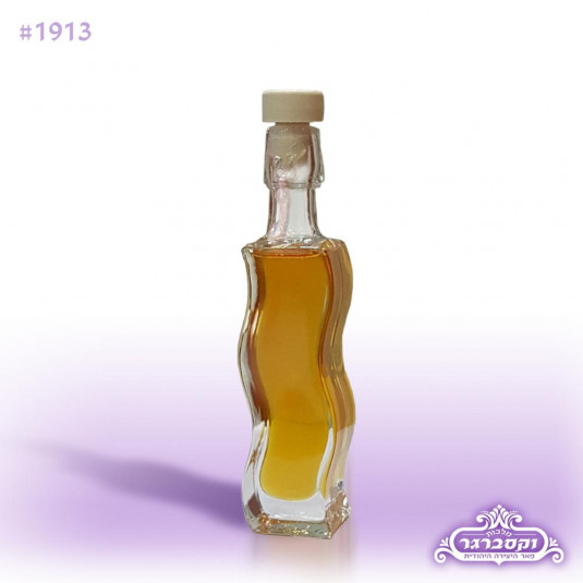 בקבוק דבש - דגם גלי 70 גרם