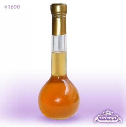בקבוק דבש - דגם כדור - 300 גרם