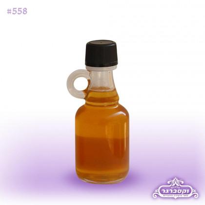 דבש בקבוקון עם כרטיס-60 גרם